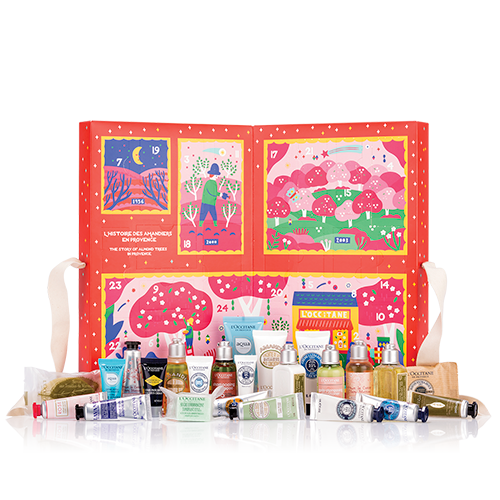 A TALE FROM L'OCCITANE 2019 ADVENT CALENDAR