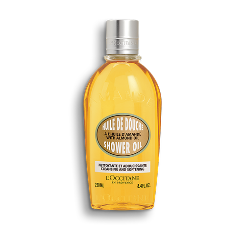 Almond Shower Oil