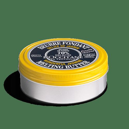 Shea Wonderful Jasmine Melting Butter