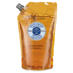 Eco-Refill Shea Almond Liquid Soap