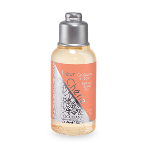 Fleur Chérie Bath and Shower Gel Travel Size