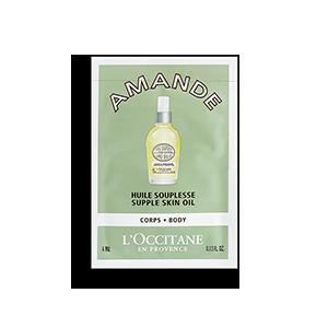 Almond Supple Skin Oil Sample