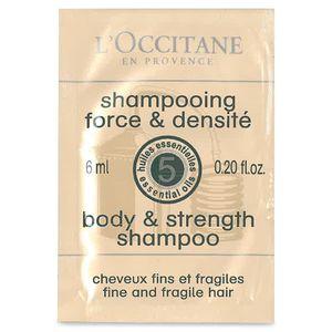 Body & Strength Shampoo Sample