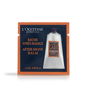 Cade After Shave Balm Sample