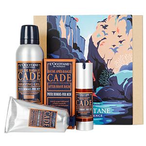 Cade Shaving Trio