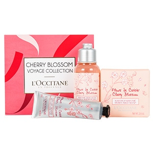 Cherry Blossom Voyage Collection
