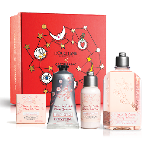 Cherry Blossom Body Care Collection