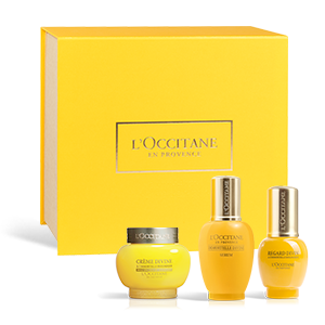Immortelle Divine SPF Face Care Trilogy