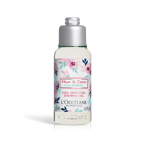 Cherry Blossom Eau Fraiche Shower Gel (Travel Size)