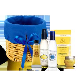 Indulgent Beauty Basket