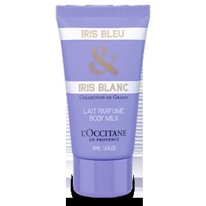 Iris Bleu & Iris Blanc Body Milk (Travel Size)