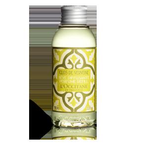 Lemon verbena home perfume diffuser refill from L'OCCITANE