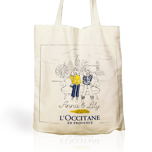 Lily & Anna Exclusive Tote Bag