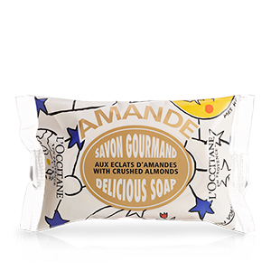 Limited Edition Design Almond Delicious Soap