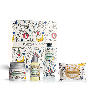 Limited Edition Design Almond Gift Set