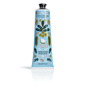 Limited Edition Design Shea Butter Hand Cream