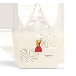 L'OCCITANE Tote Bag