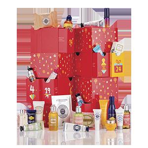 Christmas Gift Sets.Luxury Beauty Advent Calendar