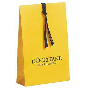 Medium Yellow Gift Bag