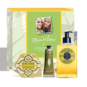 Mum De Force Verbena Gift Set