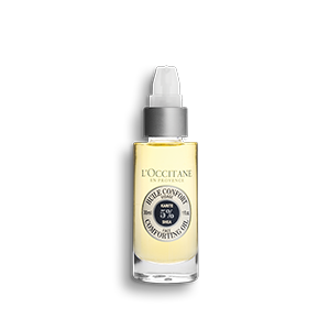 L'Occitane natural shea face comforting oil for dry skin