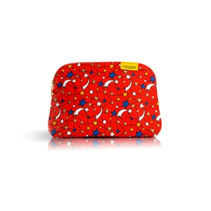 Red Star Cosmetic Bag