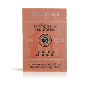 Repairing Shampoo Sample