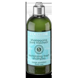 Revitalising Fresh Shampoo