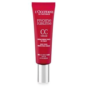 Pivoine Sublime CC Skin Tone Perfecting Cream Light SPF20