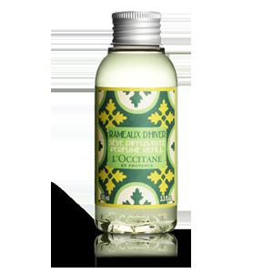 Winter forest home perfume diffuser refill from L'OCCITANE