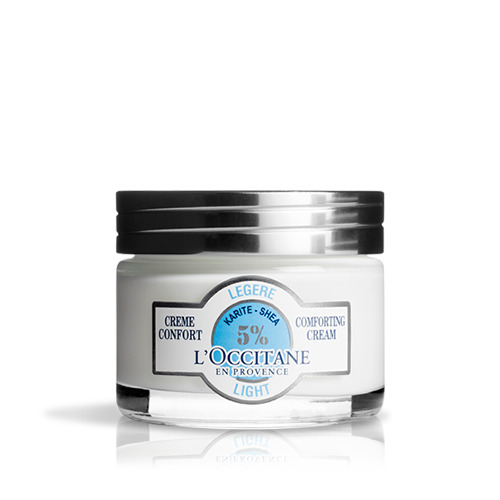Shea Light Comforting Face Cream