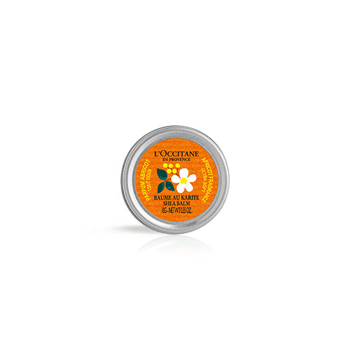 Limited Edition Design Apricot Shea Balm