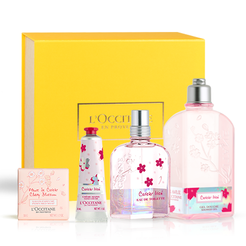 CheLimited Edition Cherry Blossom Collection