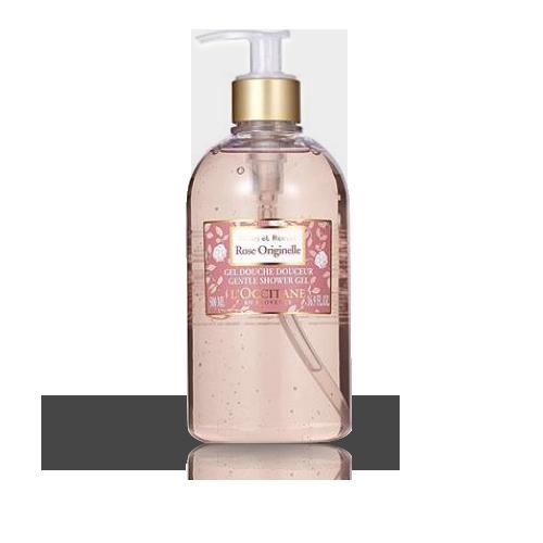 Luxury Size Rose Originelle Gentle Shower Gel