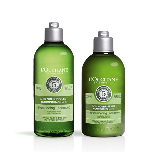 Nourishing Hair Care Duo