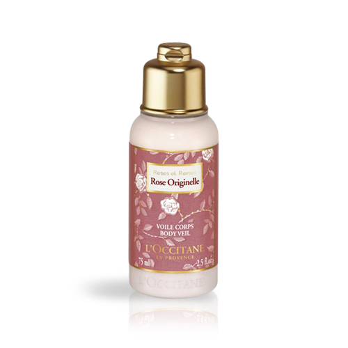 Rose Originelle Moisturising Body Veil (Travel Size)