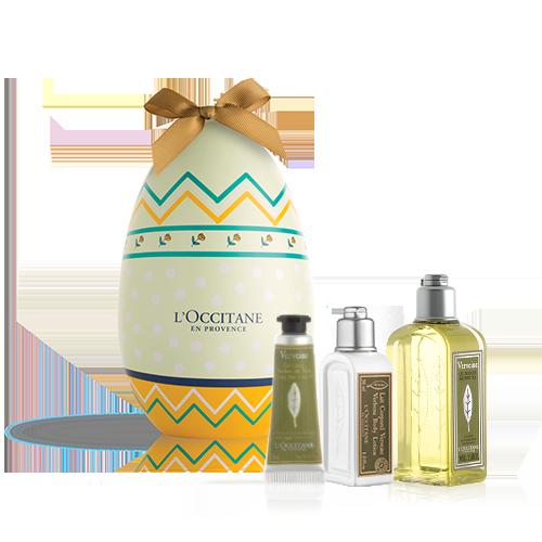 Verbena Beauty Easter Egg