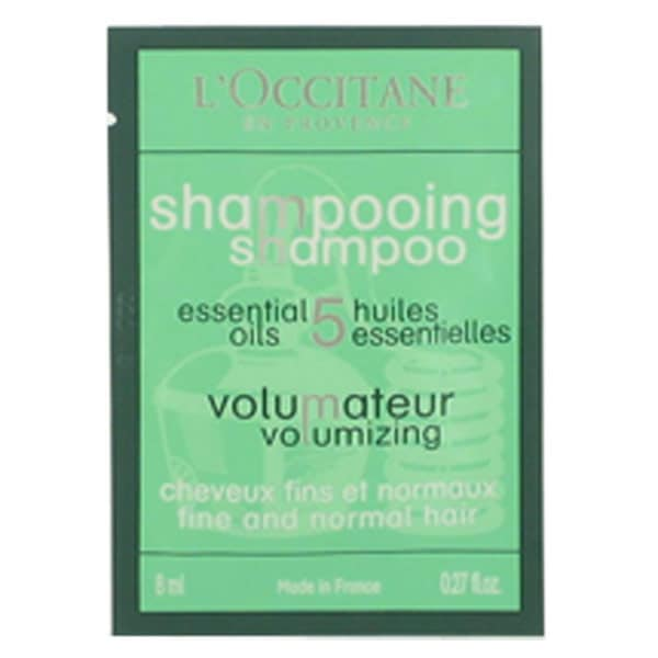 SAMPLE Volumizing Shampoo Fine & Normal Hair