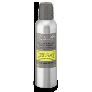 Cédrat Shaving Gel 150ml for Energised Skin