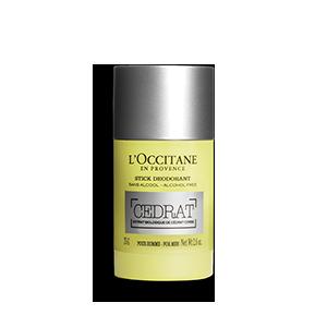 Cédrat Aluminum-free deodorant for men 75g