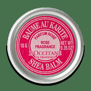 Rose Fragranced Shea Balm