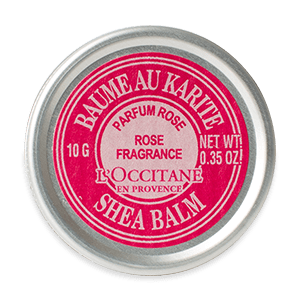 Rose Fragranced Shea Balm