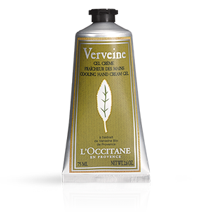 Verbena Hand Cream for Nourished Hands 75ml