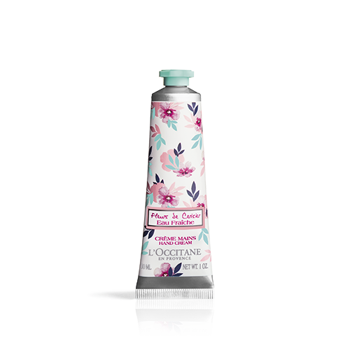 Cherry Blossom Cerisier Eau Fraiche Hand Cream