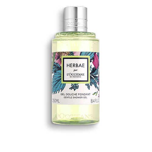 HERBAE PAR L'OCCITANE GENTLE SHOWER GEL