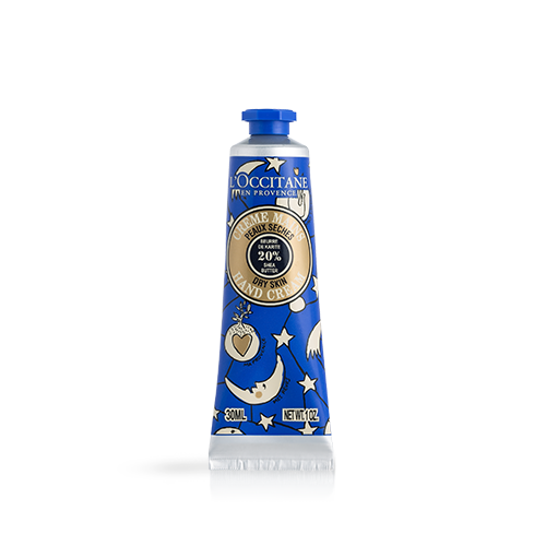 Limited Edition Design Shea Hand Cream