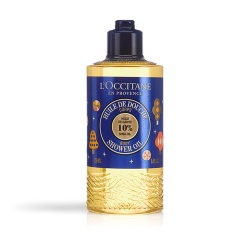 Limited Edition Shea Shower Oil