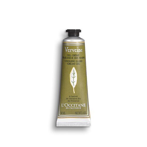 Verbena Cool Hand Cream Gel