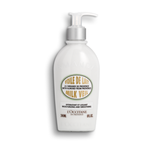 almond milk veil lotion