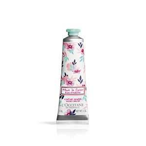 Cherry Blossom Limited Edition Eau Fraiche Hand Cream
